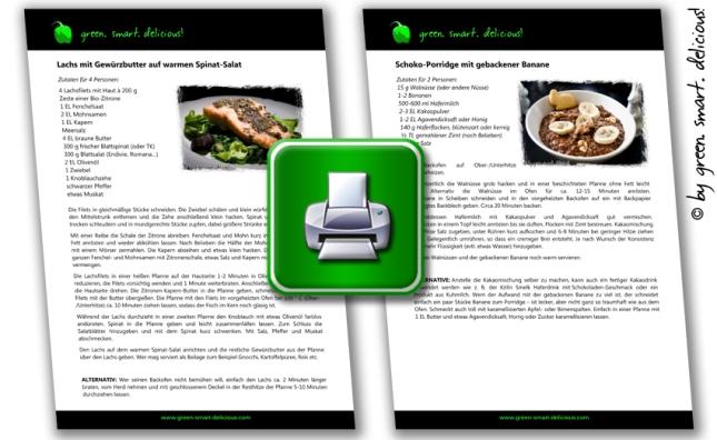Druckbare PDFs