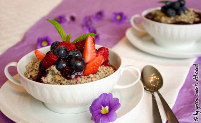 Mohn-Porridge